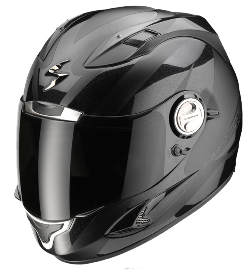 Scorpion EXO 1000 TWISTER full face helmet Black