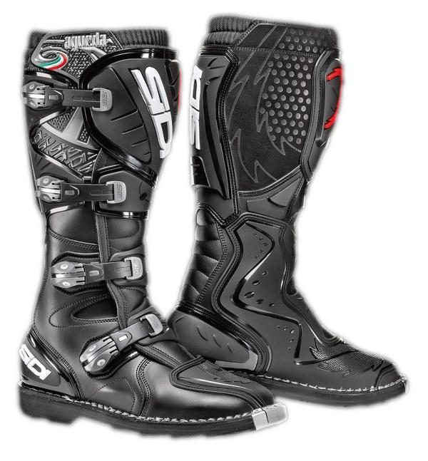 Sidi Agueda Off-road boots black