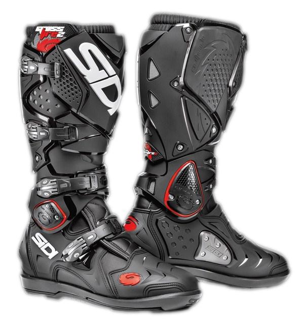 Sidi Crossfire 2 SRS offroad boots black black