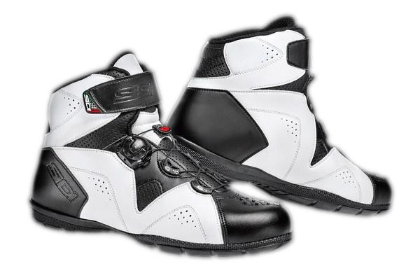 Sidi Nitro touring shoes black-white