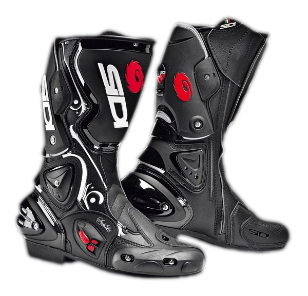 Sidi Vertigo Lei women racing boots black-white