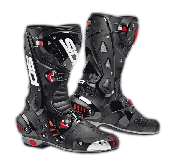 Stivali moto racing Sidi Vortice nero-neri