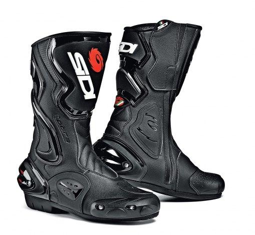 SIDI Cobra Racing Boots - Col. Black