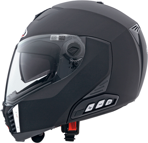 CABERG Sintesi flip-up helmet col. matt black