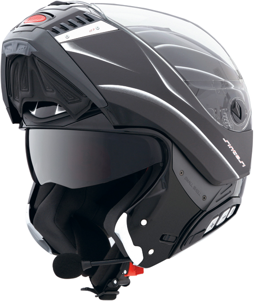 Casco moto Caberg Sintesi Shadow