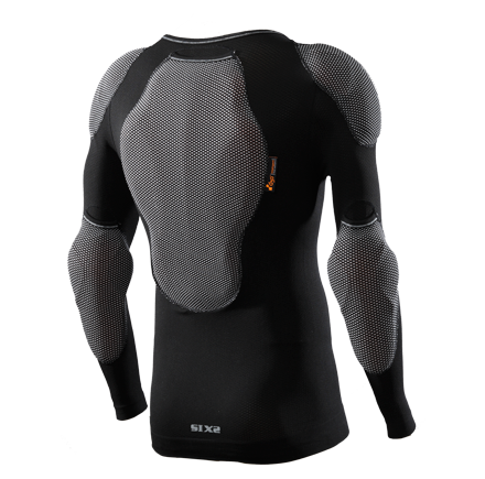 Sixs ACTIVEwear long sleeved t-shirt with protections pred.