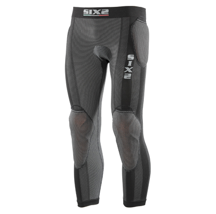 Long trousers with bottom SIXS protection and preparation