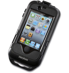 Cellular Line Waterproof iPhone4 holder for motorcycles and bicy