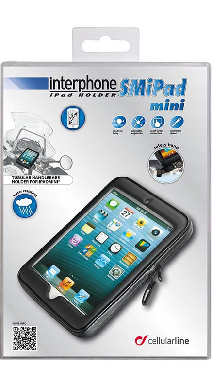 Custodia impermeabile Cellular Line per iPad mini