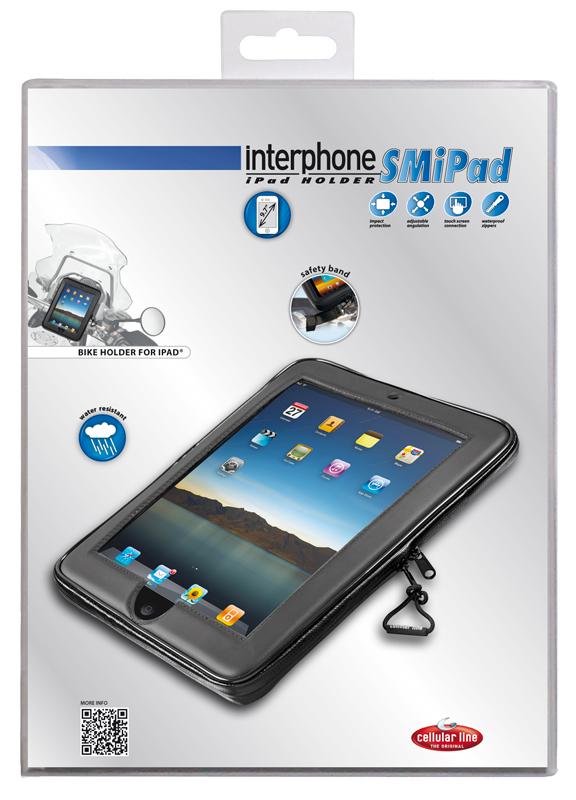 Supporto iPad  impermeabile universale Cellular Line