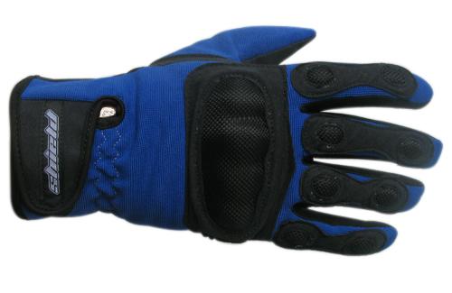 Guanti moto estivi Shield Sum Blu