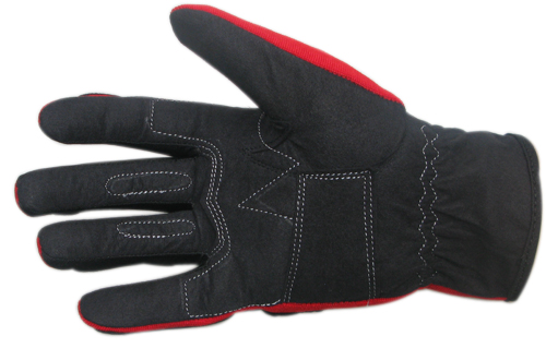 Shield Sum summer gloves Red