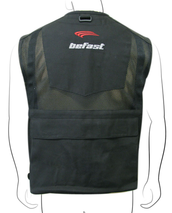 Gilet in cotone Befast Start