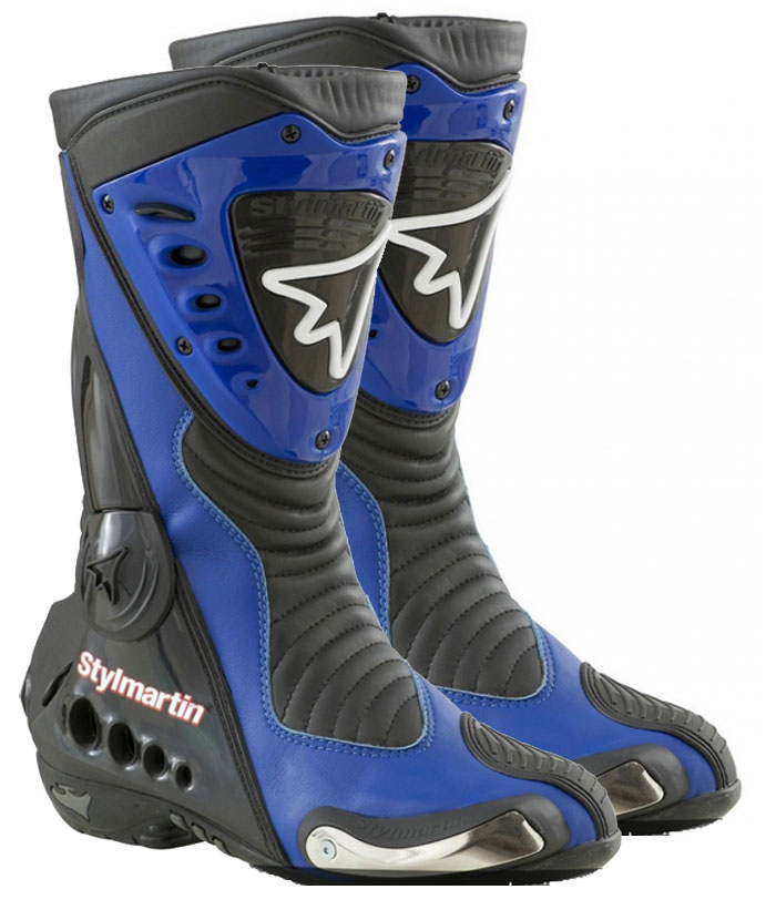 Stylmartin Sonic Rs boots Blue