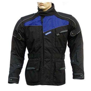 Sparco HiTech jacket Black Blue