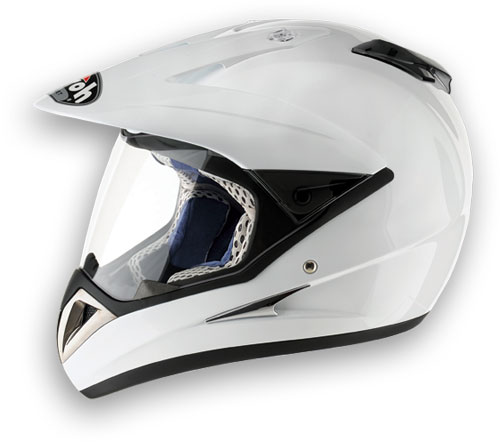 AIROH S4 Color Helmet - Col. White Gloss