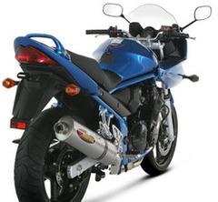 Suzuki Bandit 650 05-06 Akrapovic SP line
