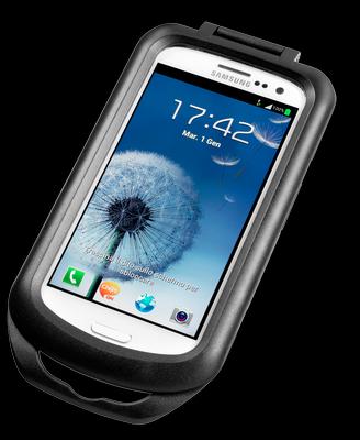 Cellular line for non-tubular handlebars GalaxyS3 holder