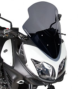 Barracuda Windshield Tour Suzuki V-strom 12