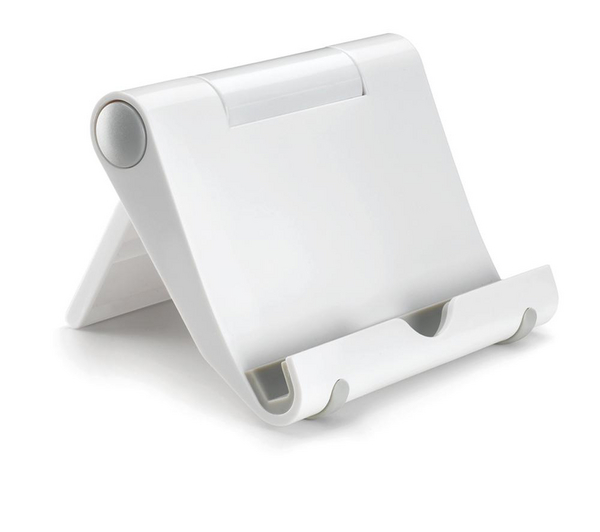 Stand multiangolo pieghevole Standipad Cellular Line bianco