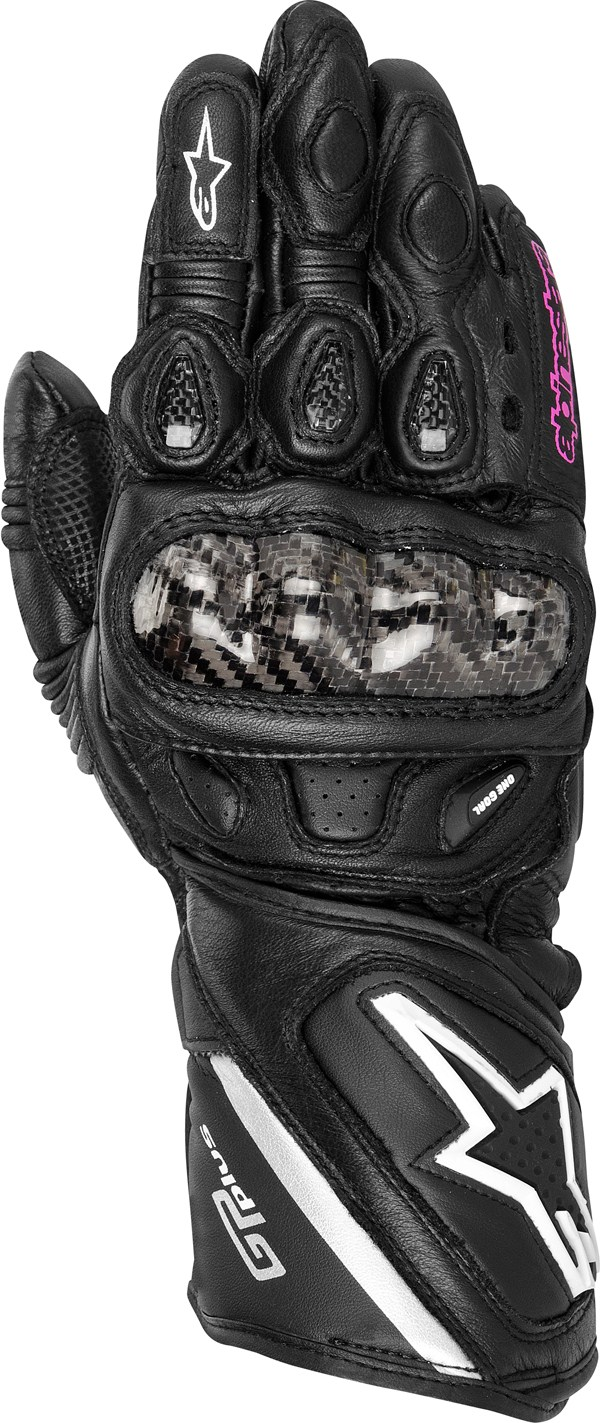 Alpinestars  STELLA GP PLUS leather gloves black