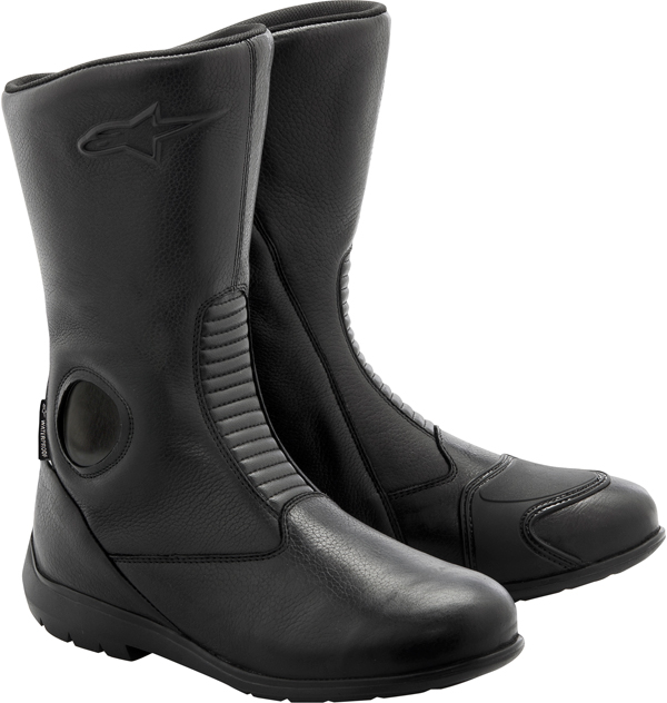 Stivali moto donna Alpinestars Stella GranTorino Waterproof neri