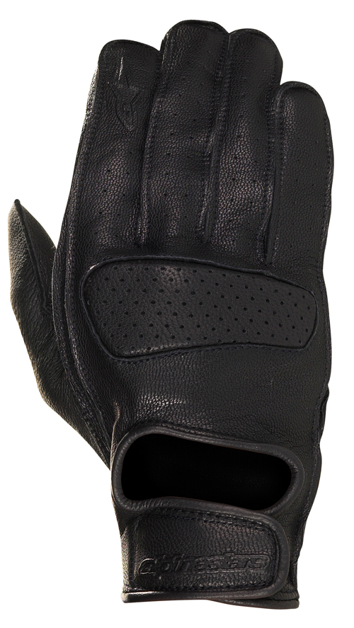 Alpinestars Stella Hero women leather gloves black 351258
