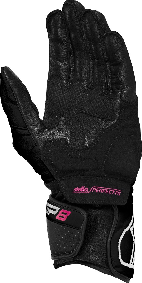Alpinestars  STELLA SP-8 leather gloves black