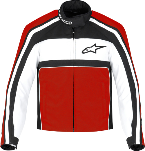 Giacca moto donna Alpinestars Stella T-Dyno Waterproof nero-ross