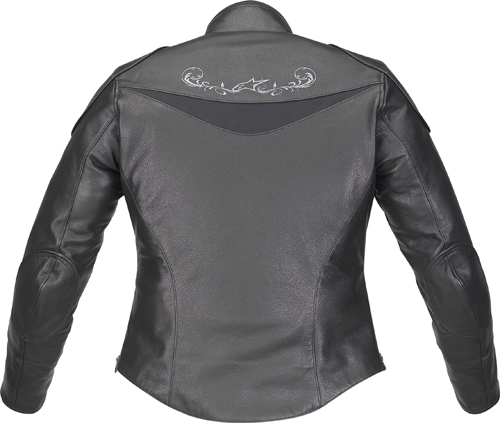 Alpinestars Stella Tyla leather women jacket black