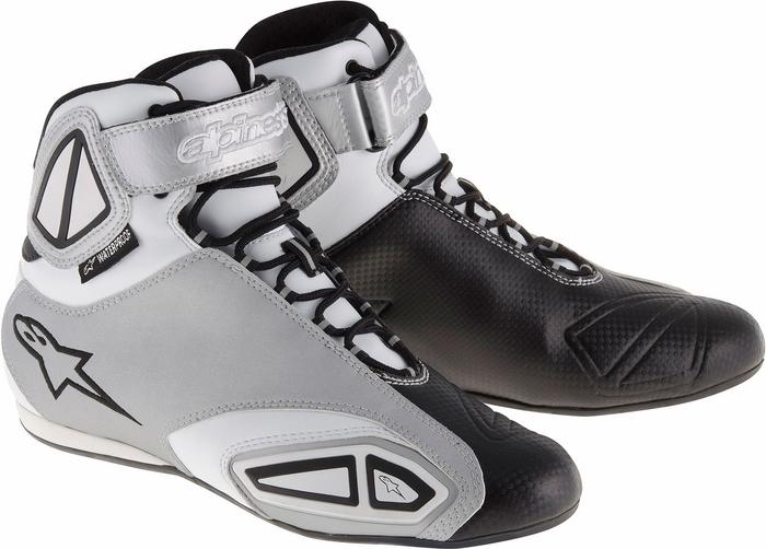 Alpinestars Stella Fastlane Wp lady shoes white black