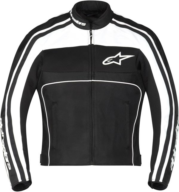 Alpinestars Stella T-Dyno Air jacket Black-White