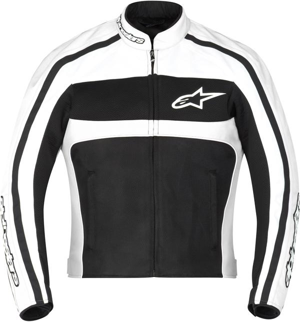 Alpinestars Stella T-Dyno Air jacket White-black