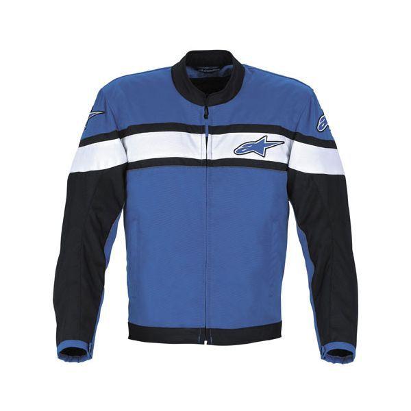 Alpinestars Stella T-Flat Track women's jacket black-blue