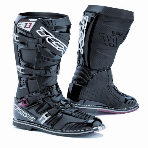 Tcx Pro 1.1 off-road boots black