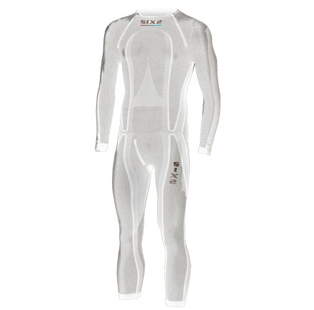 Undersuit integral Sixs White