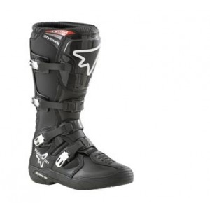 Boots Off Road Gear Stylmartin black