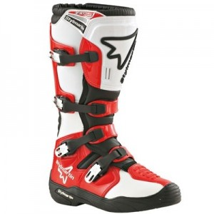 Stivali Off Road Stylmartin Gear red