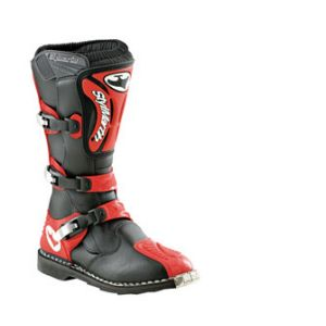 Stylmartin Trophy red boots