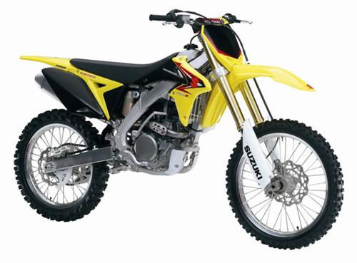 Kit plastiche moto Ufo Suzuki RMZ 250cc 2010 Col.Originale