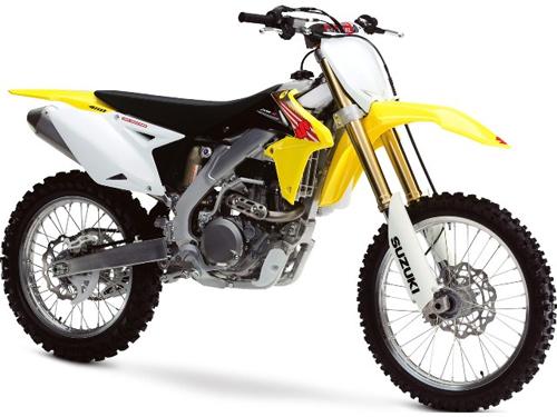Kit plastiche moto Ufo Suzuki RMZ 450cc 11-12 Nero
