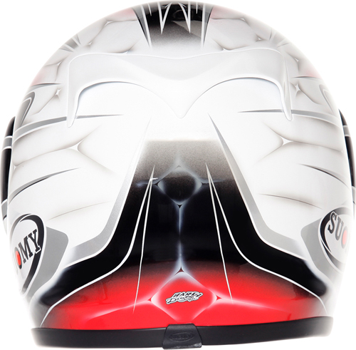SUOMY Apex Cool Red full-face helmet