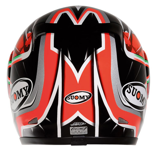 SUOMY Apex Fabrizio Replica full-face helmet