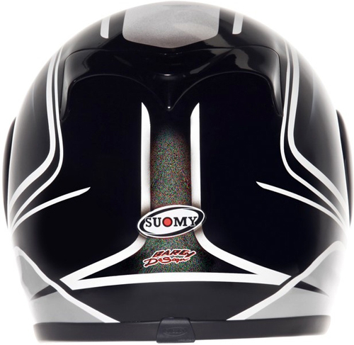 SUOMY Apex 60's Legend full-face helmet black