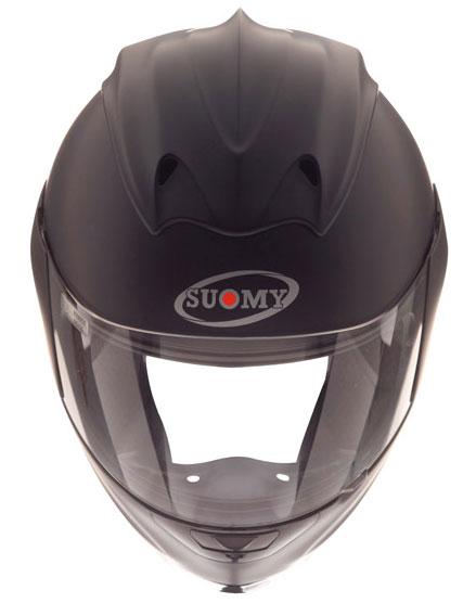 SUOMY Trek Plain full-face helmet matt black