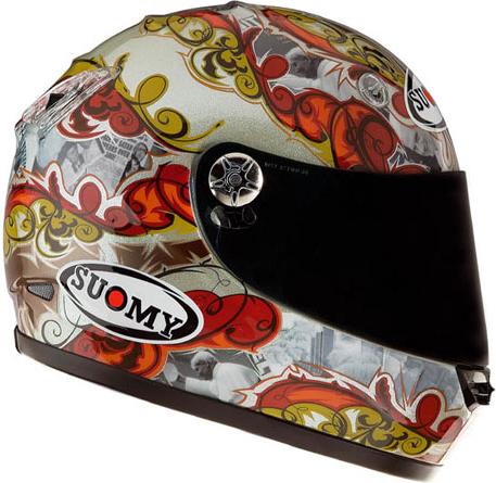 SUOMY Vandal Actuality full-face helmet
