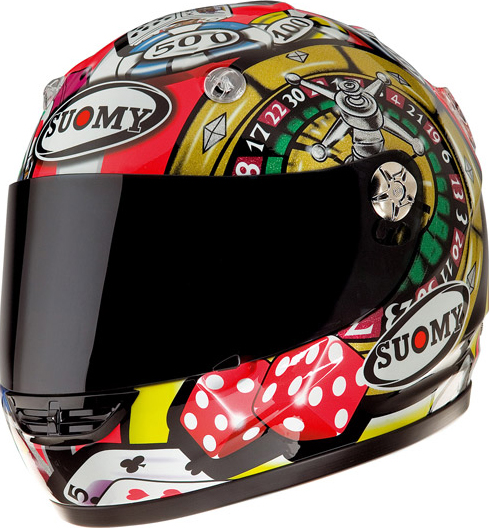 SUOMY Vandal Atlantic City full-face helmet