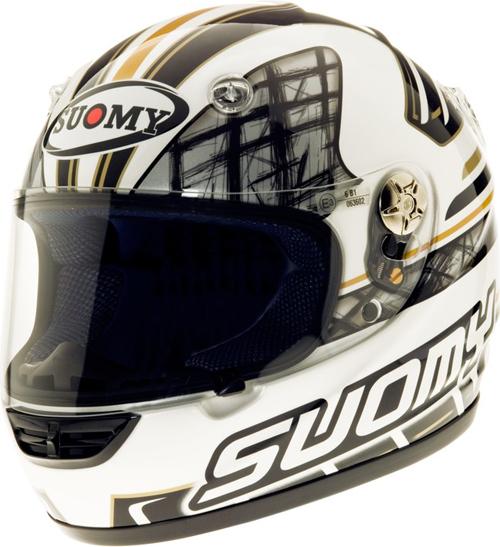 Casco moto integrale Suomy Vandal Brand