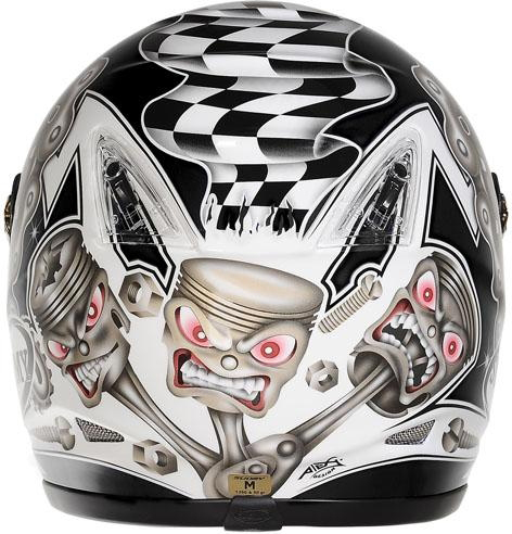 SUOMY Vandal Chain full-face helmet