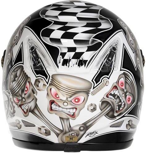 Casco moto integrale Suomy Vandal Chain